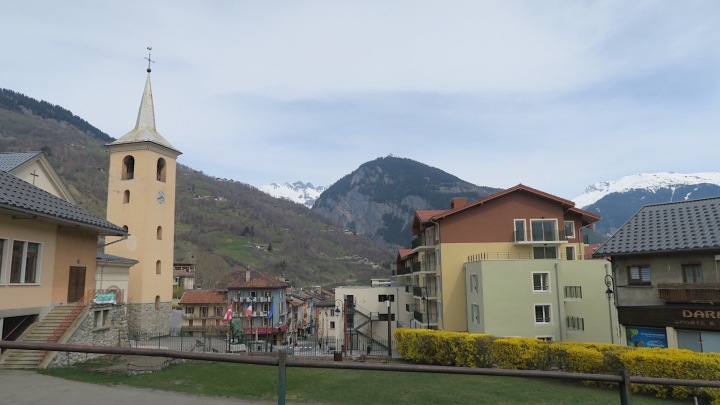 A quick trip to: Bourg-Saint-Maurice